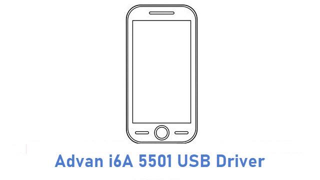 Advan i6A 5501 USB Driver