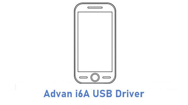 Advan i6A USB Driver
