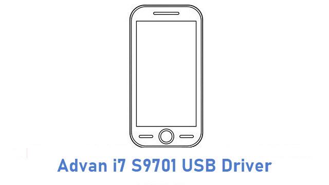 Advan i7 S9701 USB Driver