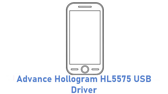Advance Hollogram HL5575 USB Driver