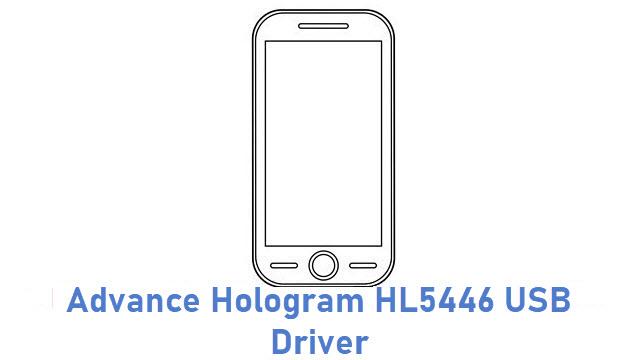 Advance Hologram HL5446 USB Driver