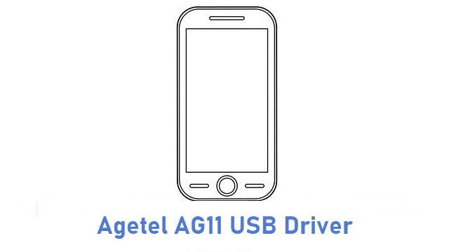 Agetel AG11 USB Driver