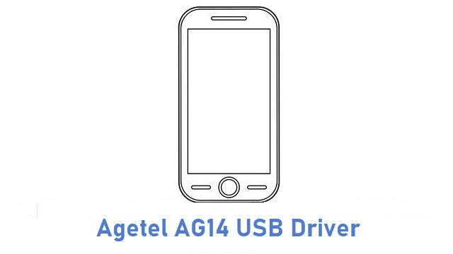 Agetel AG14 USB Driver