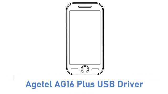 Agetel AG16 Plus USB Driver