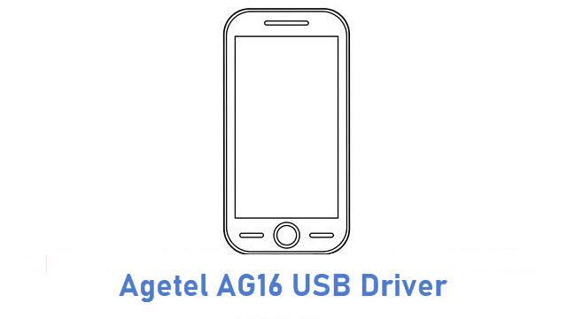 Agetel AG16 USB Driver