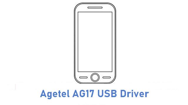 Agetel AG17 USB Driver