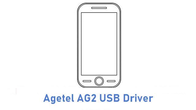 Agetel AG2 USB Driver
