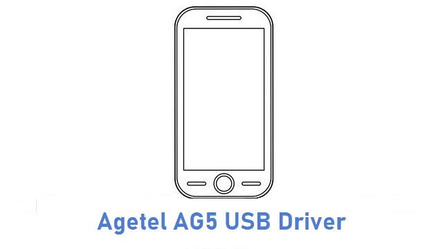 Agetel AG5 USB Driver