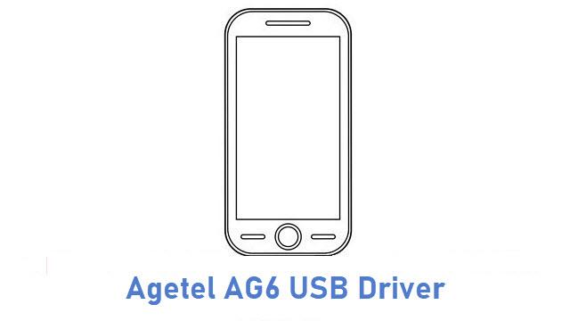 Agetel AG6 USB Driver