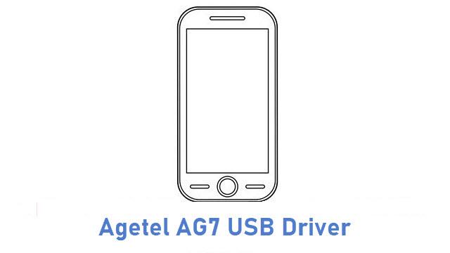 Agetel AG7 USB Driver