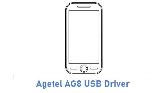 Agetel AG8 USB Driver