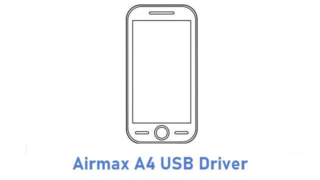 Airmax A4 USB Driver