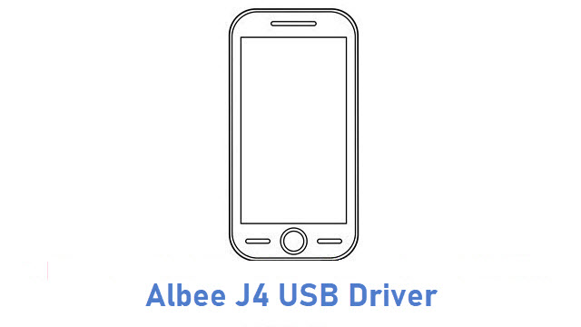 Albee J4 USB Driver