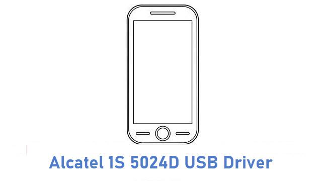 Alcatel 1S 5024D USB Driver