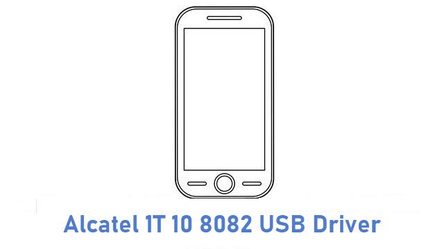 Alcatel 1T 10 8082 USB Driver