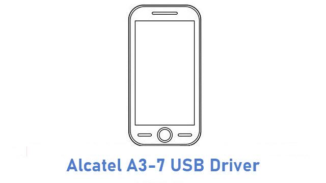 Alcatel A3-7 USB Driver