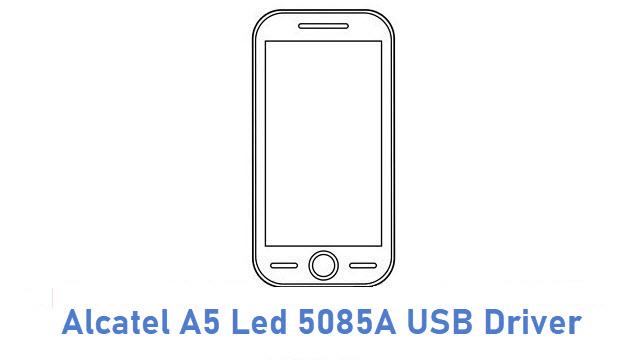 Alcatel A5 Led 5085A USB Driver