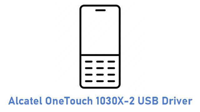 Alcatel OneTouch 1030X-2 USB Driver