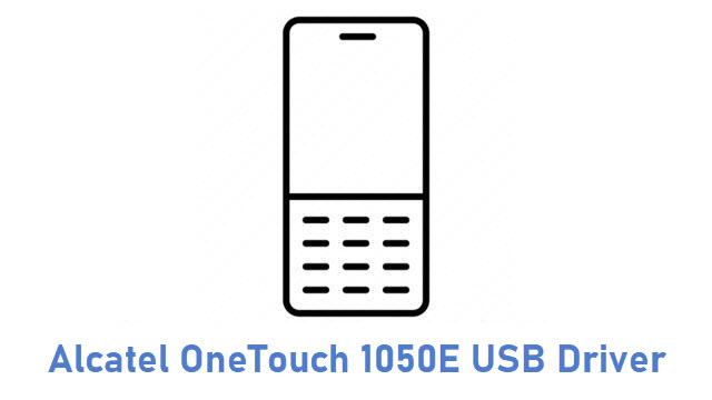 Alcatel OneTouch 1050E USB Driver