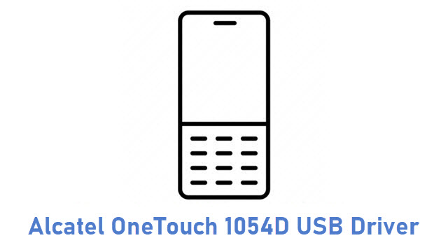 Alcatel OneTouch 1054D USB Driver