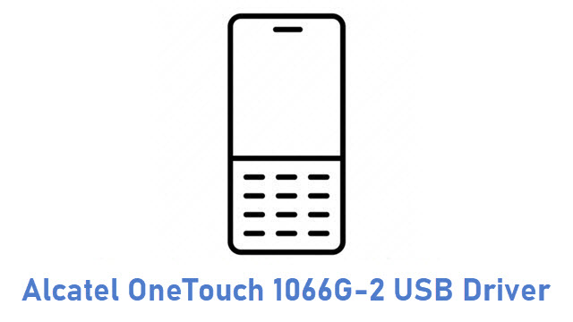 Alcatel OneTouch 1066G-2 USB Driver