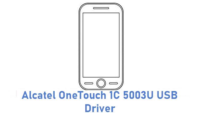 Alcatel OneTouch 1C 5003U USB Driver