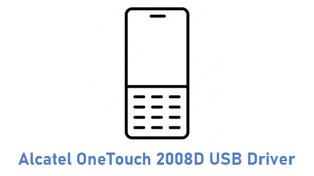 Alcatel OneTouch 2008D USB Driver