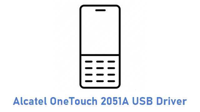 Alcatel OneTouch 2051A USB Driver