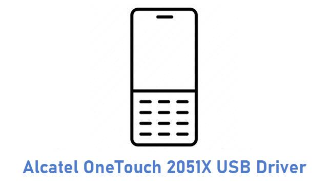 Alcatel OneTouch 2051X USB Driver