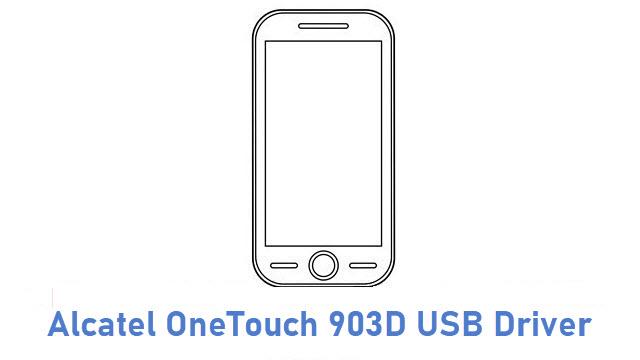 Alcatel OneTouch 903D USB Driver