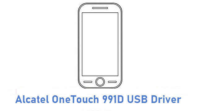 Alcatel OneTouch 991D USB Driver
