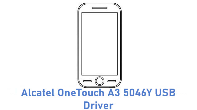 Alcatel OneTouch A3 5046Y USB Driver