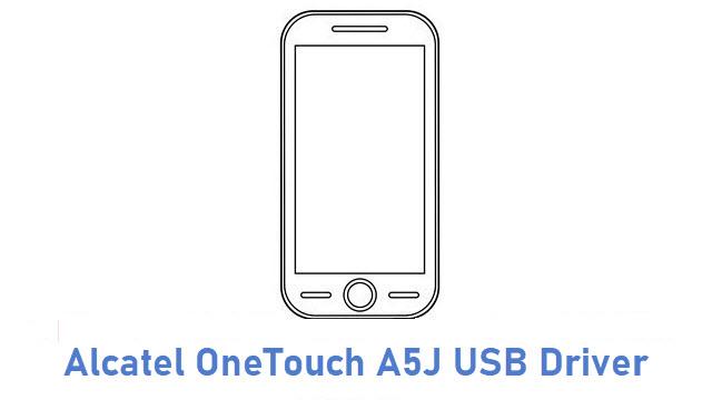 Alcatel OneTouch A5J USB Driver