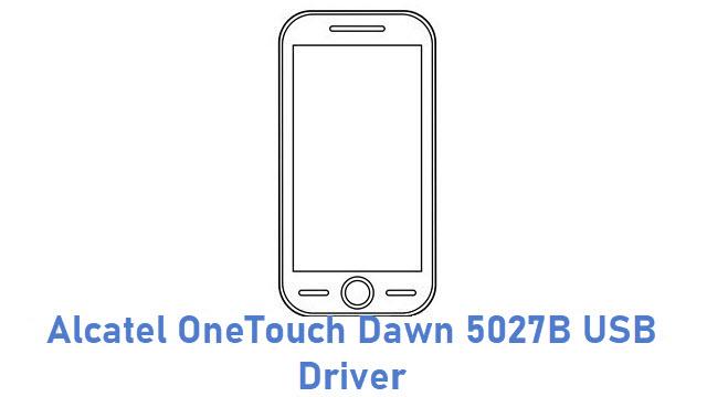 Alcatel OneTouch Dawn 5027B USB Driver