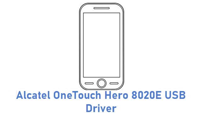 Alcatel OneTouch Hero 8020E USB Driver