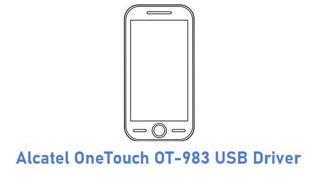 Alcatel OneTouch OT-983 USB Driver