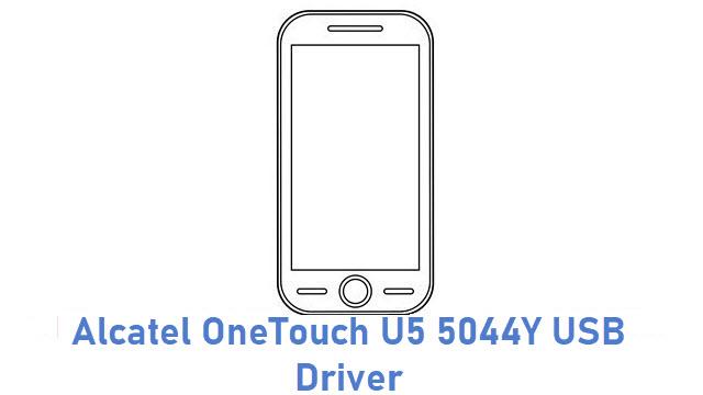 Alcatel OneTouch U5 5044Y USB Driver