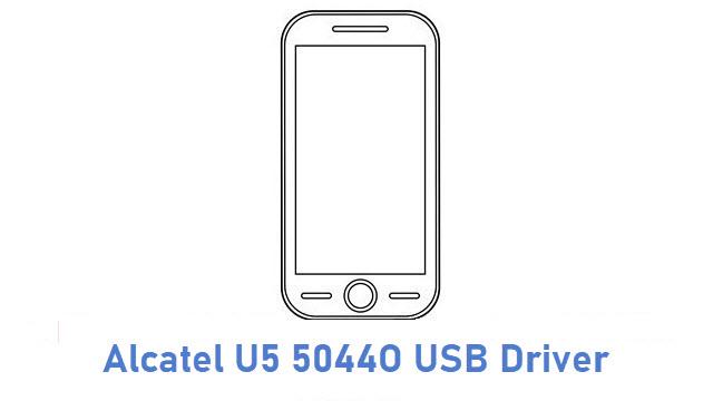 Alcatel U5 5044O USB Driver