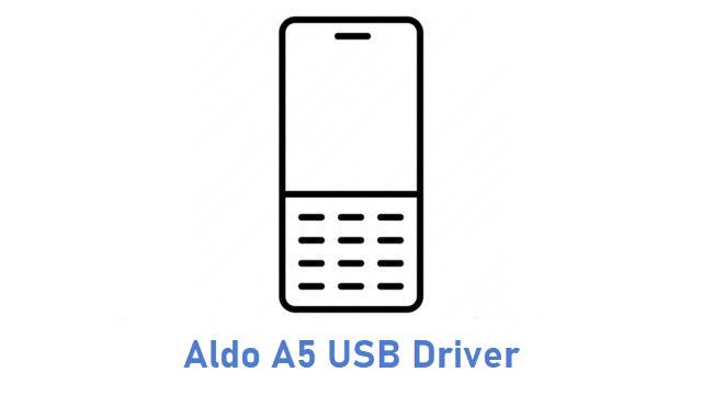 Aldo A5 USB Driver