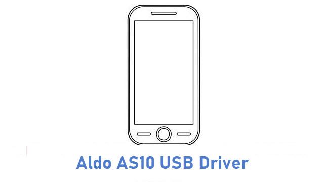 Aldo AS10 USB Driver