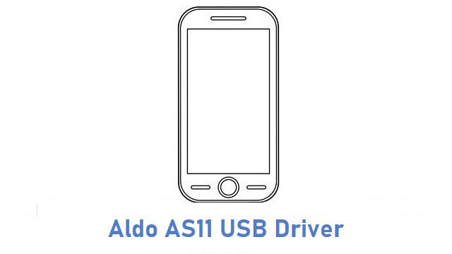 Aldo AS11 USB Driver