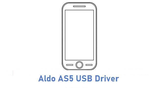 Aldo AS5 USB Driver