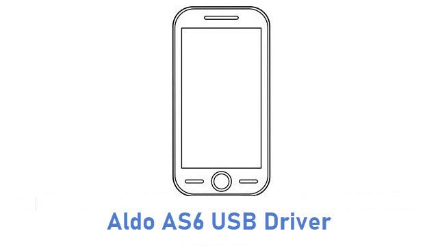 Aldo AS6 USB Driver