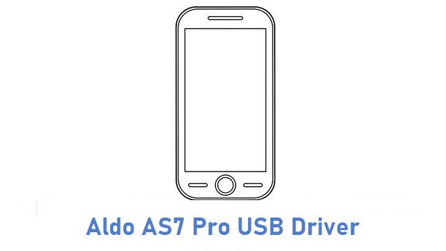 Aldo AS7 Pro USB Driver