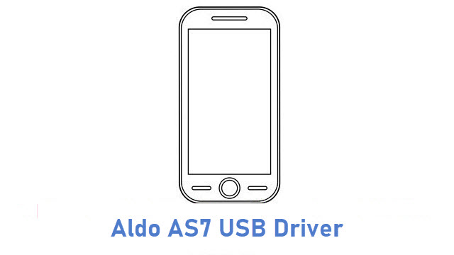 Aldo AS7 USB Driver