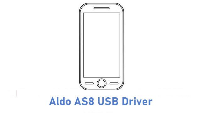 Aldo AS8 USB Driver
