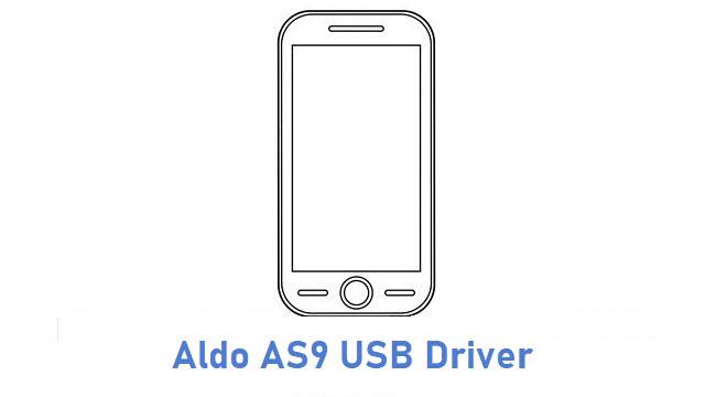 Aldo AS9 USB Driver