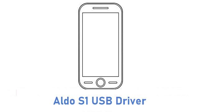 Aldo S1 USB Driver