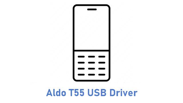 Aldo T55 USB Driver