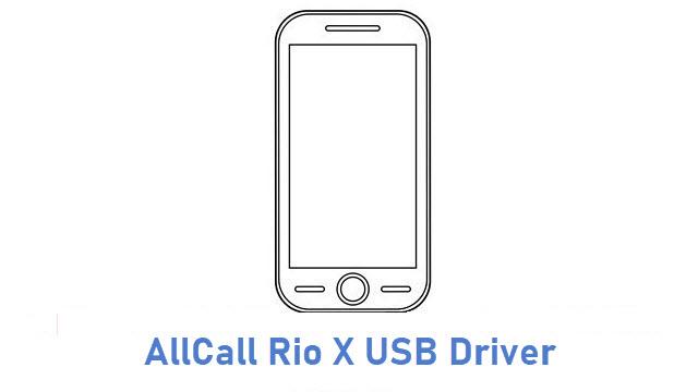AllCall Rio X USB Driver